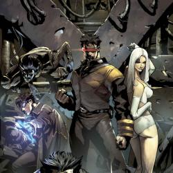 X-MEN UNLIMITED (2003) #1 COVER