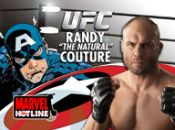 Marvel Hotline: UFC Fighter Randy Couture