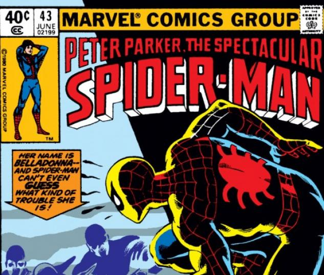 Peter Parker, The Spectacular Spider-Man #43