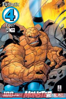 Fantastic Four (1998) #54