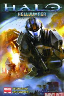Halo: Helljumper (Hardcover)