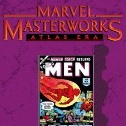 Marvel Masterworks: Atlas Era Heroes Vol. (2007)