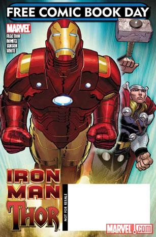 Image Featuring Iron Man