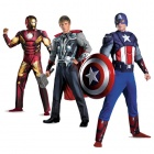 New Avengers Movie Costumes