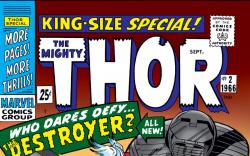 Thor Annual (1966) #2