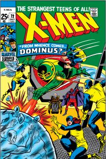 Uncanny X-Men (1963) #72