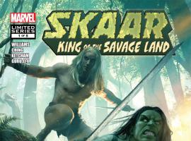 Skaar: King of the Savage Land (2011) #1
