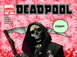 DEADPOOL 52 2ND PRINTING VARIANT