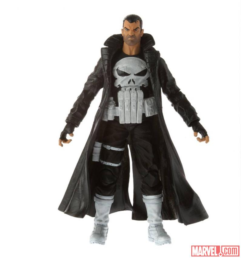 Marvel Legends Punisher 2012 Marvel Legends Punisher And