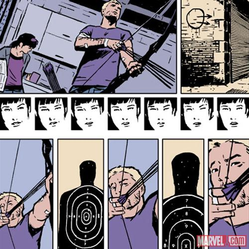 Sneak Peek: Hawkeye #2