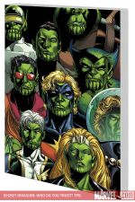 Secret Invasion: Who Do You Trust? (Trade Paperback)