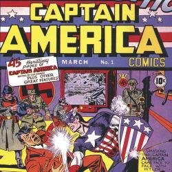 Marvel Masterworks: Golden Age Captain America Vol. 1 (2005)