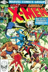 X-Men Annual #5 