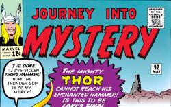 Journey Into Mystery (1952) #92