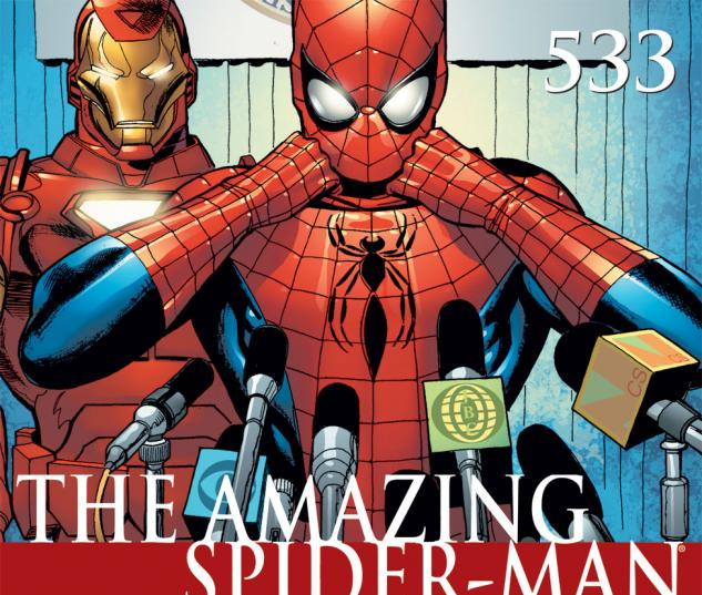 Amazing Spider-Man (1999) #533