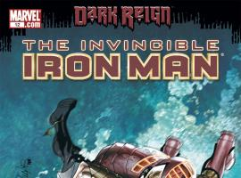 Invincible Iron Man (2008) #12
