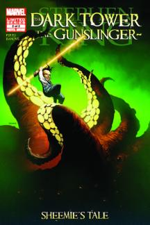 Dark Tower: The Gunslinger - Isanove TBD B (2013) #2