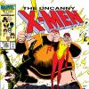 Uncanny X-Men (1963) #206 Cover