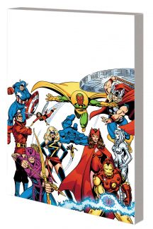 ESSENTIAL AVENGERS VOL. 9 TPB (Trade Paperback)