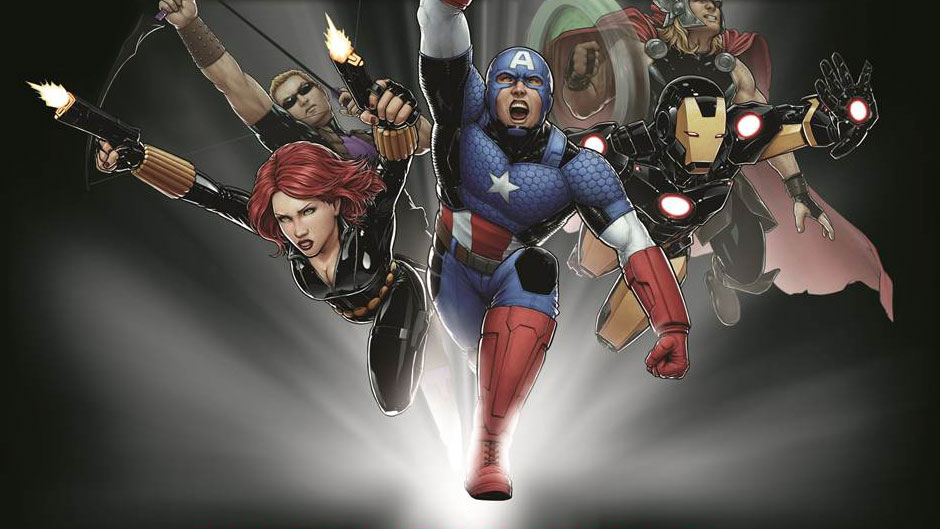 Avengers: Everybody Wants to Rule the World