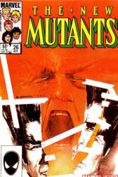 New Mutants #23 