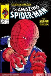 Amazing Spider-Man #307