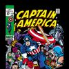 CAPTAIN AMERICA #112 COVER