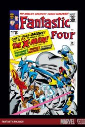 Fantastic Four #28 