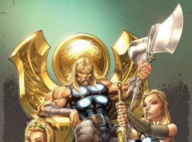Valkyrie (Ultimate) | Character News | News | Marvel.com