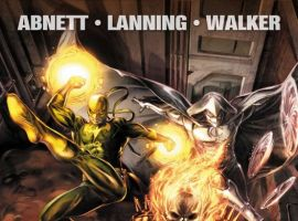 Image Featuring Moon Knight, Punisher, Elektra, Ghost Rider (Johnny Blaze)