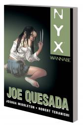 Nyx: Wannabe (New Printing) (Trade Paperback)