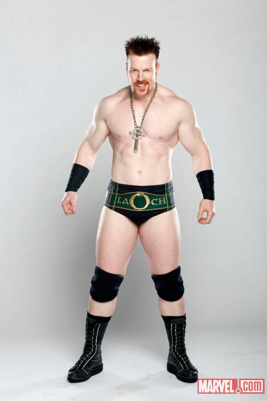 WWE Superstar Sheamus