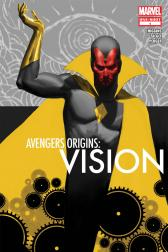 Avengers Origins: Vision #1 