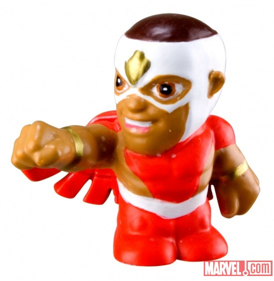 Marvel Squinkies- Falcon