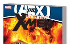 UNCANNY X-MEN BY KIERON GILLEN VOL. 4 TPB (AVX, COMBO)