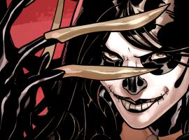 SDCC 2013: Terry Dodson Brings Lady Deathstrike