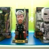 Marvel Thor and Iron Man movie bobble head toys from Funko at Toy Fair 2011