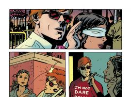 Daredevil (2011) #12 preview art by Chris Samnee