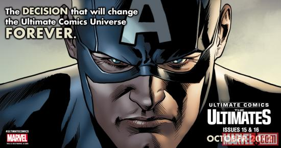 The DECISION That Will Change The Ultimate Comics Universe FOREVER.