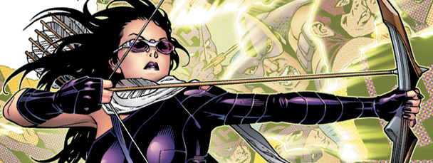 Psych Ward: Kate Bishop