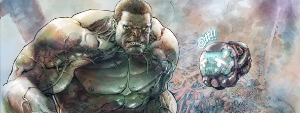 The Indestructible Hulk Liveblog