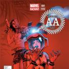 Avengers Arena #1 Variant