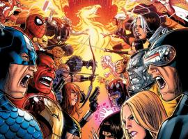 Avengers Vs. X-Men Hardcover On Sale Now