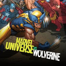 Marvel Universe VS. Wolverine