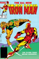 Iron Man #177 