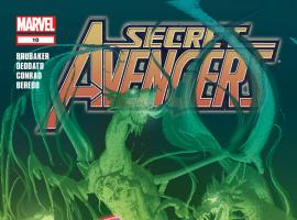 Secret Avengers (2010) #10