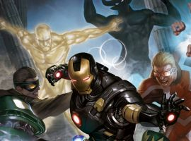 See What's New in Marvel AR 6/18/14