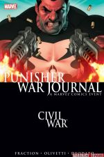 Punisher War Journal (2006) #1