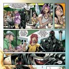 X-MEN #1 preview art by Paco Medina
