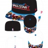 NBA 2011 All-Star Game Marvel Heroes Hat Concept Art